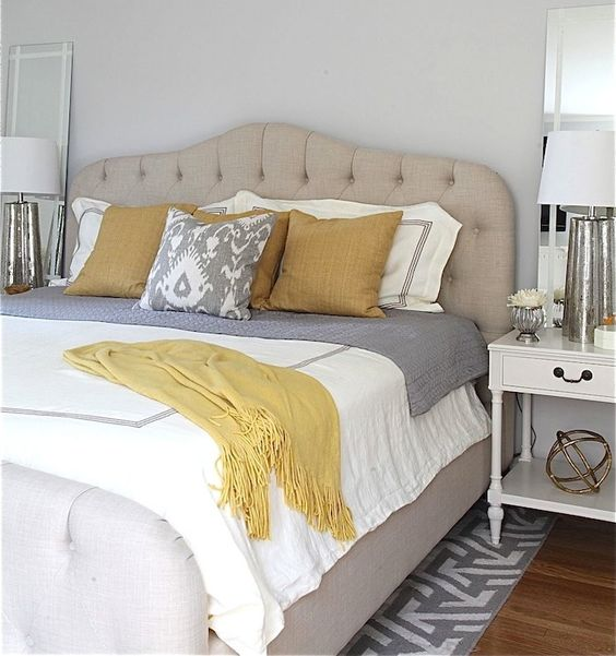 Benjamin Moore, Wall Colors And Gray Bedroom On Pinterest