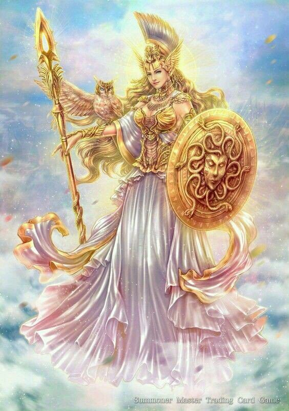Athena Fanart Greek Goddess Art Athena Goddess Of Wisdom Goddess Art