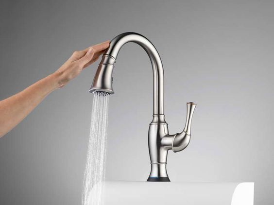 Quality Faucets Of Moen Benton Faucet With Soft Flow