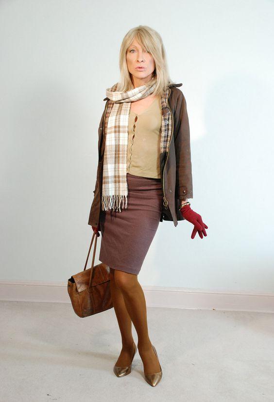 Winter Wear Country Girl Ii Of Iii Flickr Photo Sharing Crossdressing In Style