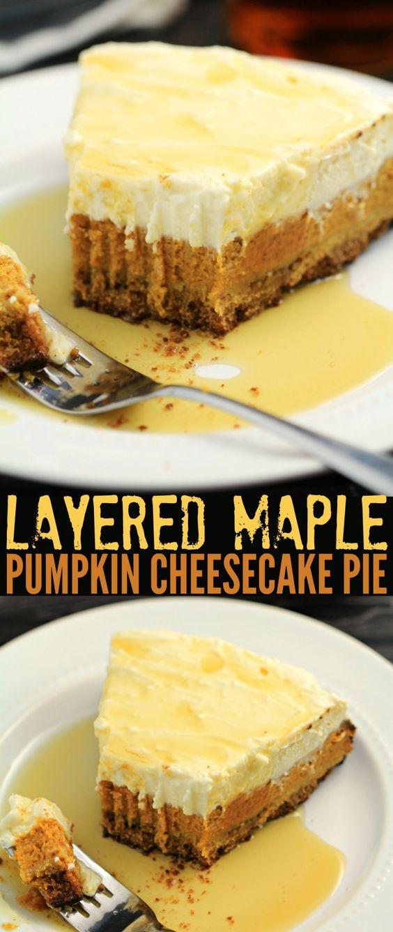 cheesecake pie pumpkin cheesecake cheesecake recipes pie recipes ...