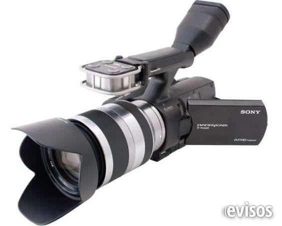 Alquiler camaras de video en toda España 60 euros  Alquiler de cámaras de vídeo: SONY NEX-VG20: 60 euros/jorn ..  http://madrid-city.evisos.es/alquiler-camaras-de-video-en-toda-espana-60-euros-id-689253