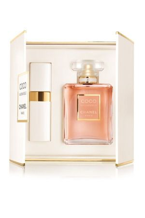 Coco Mademoiselle, l'Ecrin Eau de Parfum par Chanel : Bouquet de parfums pour la fête des mères - Journal des Femmes
