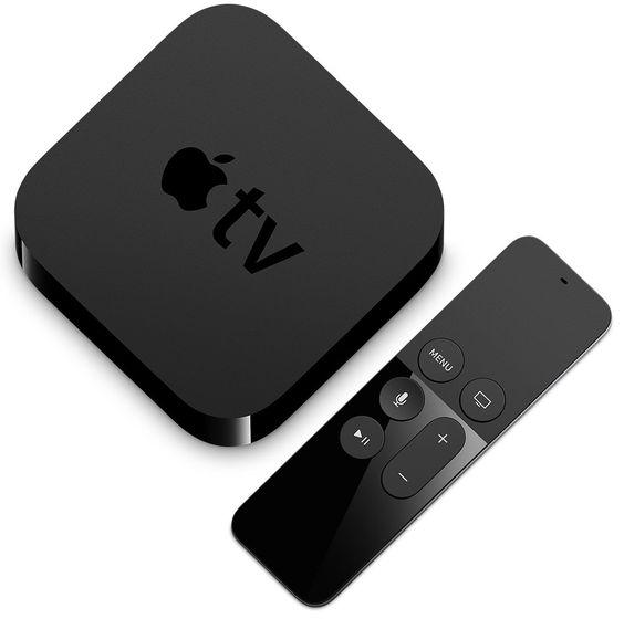 Apple TV (4. Generation) 32GB - Apple (DE)