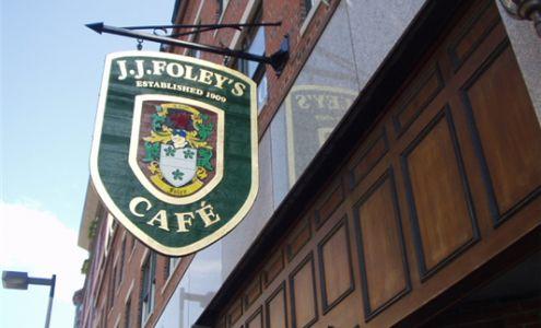 J.J. Foleys Cafe ‹ Irish Pub and Cafe 21 Kingston St  Boston, MA 02111 (617) 695-2529