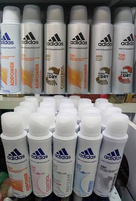 Algebraico lanza Sensación  💠 Desodorante Aerosol Antitranspirante Adidas 150ml 🔥 R$ 32,94 ( 🔥R$  5,49 cada🔥 ) Link: bit.ly/30K863B 😍 DICA: Compre … | Antitranspirante,  Desodorante, Adidas
