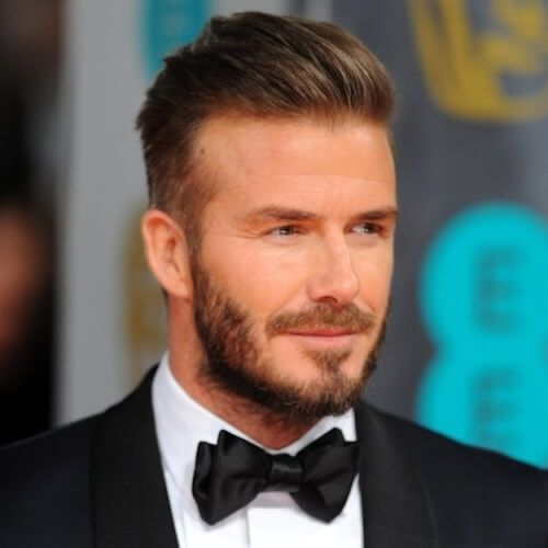 David Beckham Frisur Fotos Neue Frisuren David Beckham Hairstyle Beckham Hair David Beckham Haircut