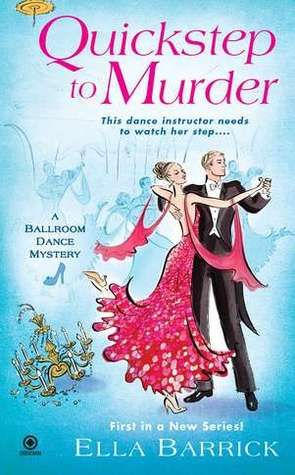 They make ballroom themed mysteries? Score!