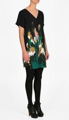 AURORA SHIFT DRESS  $363.00 $254.10