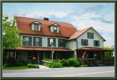 Bed And Breakfast Near Johnstown Pa