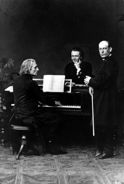 Print Of Franz Liszt Liszt Poster Prints Piano Photo