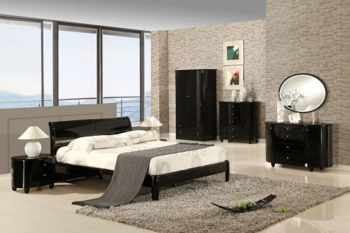 High Gloss Bedroom Furniture View In