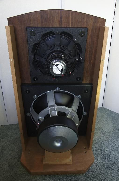 non hawthorne audio ob open baffle full range speakers pinterest audio. Black Bedroom Furniture Sets. Home Design Ideas