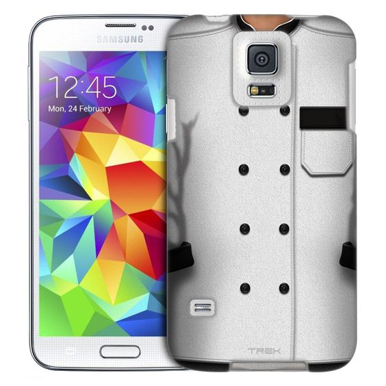 Samsung Galaxy S5 Chef Black Uniform Slim Case
