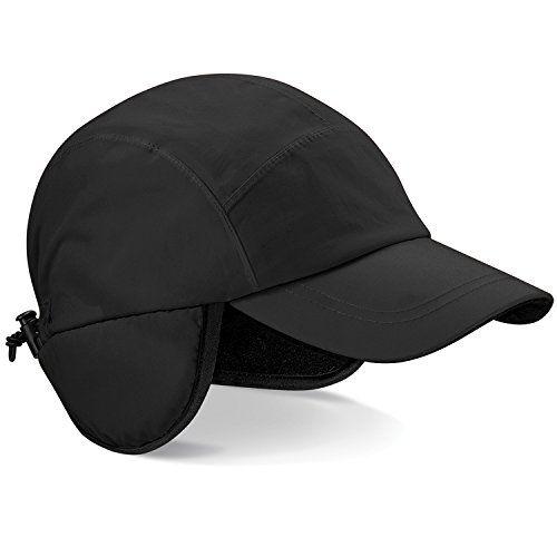 Beechfield Unisex Low Profile Heavy Brushed Cotton Baseball Cap