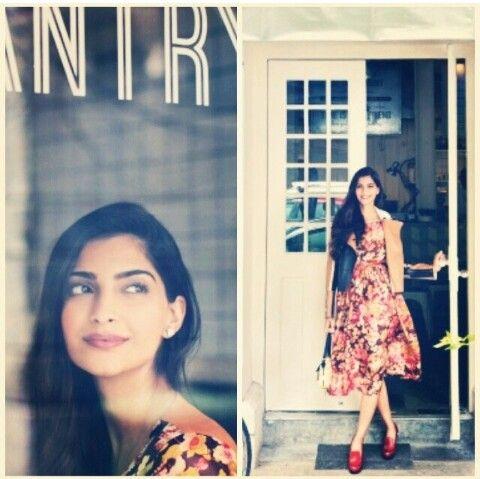 Classic beauty - Sonam Kapoor