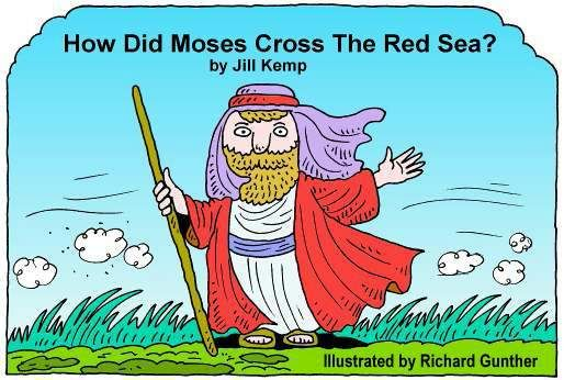 Bible Stories, Story Books And Red Sea On Pinterest