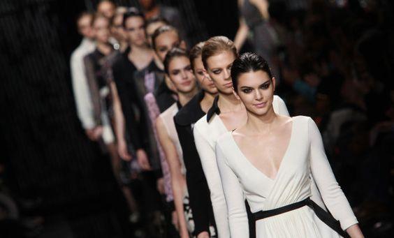 Diane von Furstenberg - Runway - Fall 2015 Mercedes-Benz Fashion Week