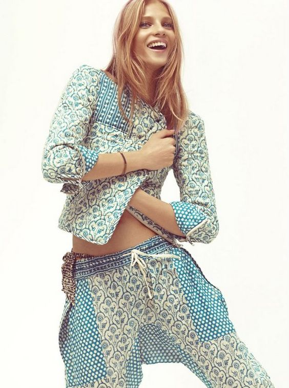 those pants are cool. Isabel Marant etoile spring 2012