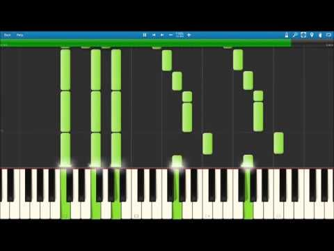 Tom Walker Leave A Light On Synthesia Piano Tutorial Youtube Piano Tutorial Tom Walker Piano