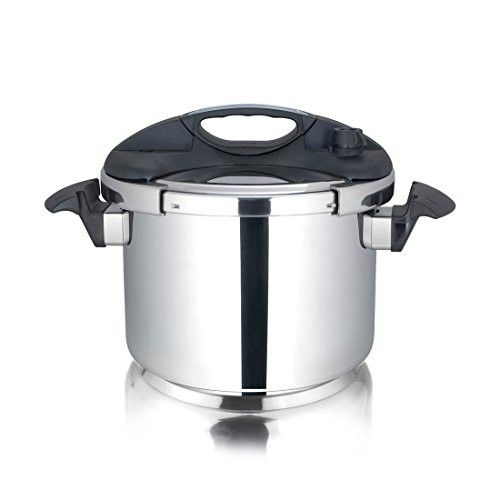 Readyfast Deluxe 10 5 Qt Stainless Steel Pressure Cooker