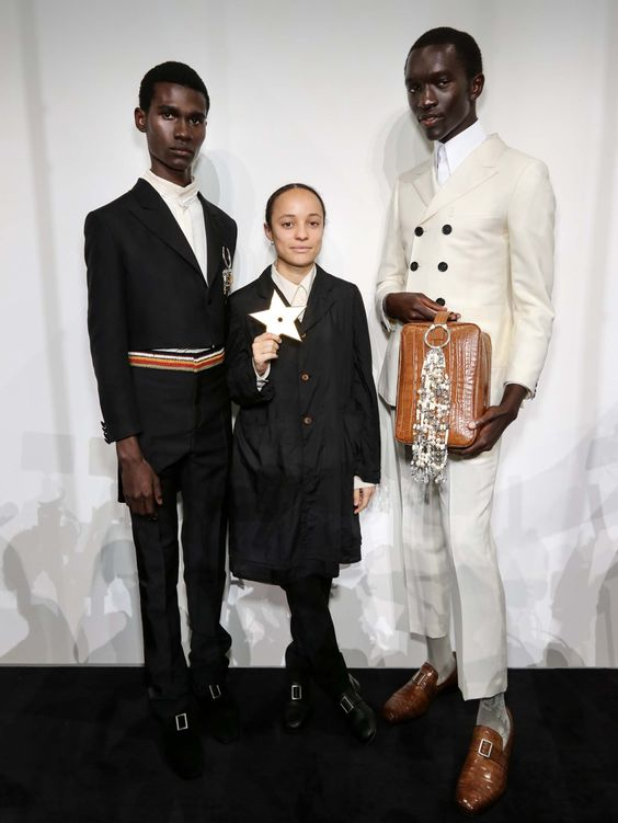 Inside the LVMH Prize Ceremony With Nicolas Ghesquière, Delphine Arnault, and Winner Grace Wales Bonner