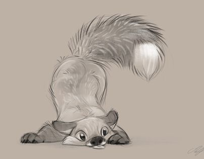 Animal sketches 2013 | Therese Larsson