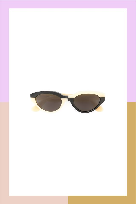 """In Cart To Buy...""""Nothing beats a sleek cat-eye. These are retro but edgy and the perfect final touch to any outfit.""""Retrosuperfuture Drew La Bona Sunglasses, $159.06, available at Farfetch. #refinery29 http://www.refinery29.com/refinery29-fashion-tips-spring-clothes-2016#slide-31"""