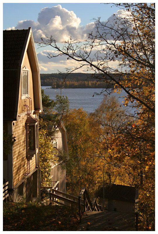 Pispala, Tampere, Finland: