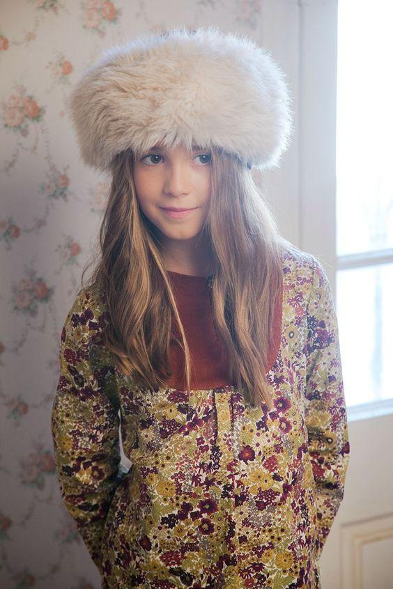 Milou & Pilou, a Romantic Touch in Kids' Fashion- Petit & Small: