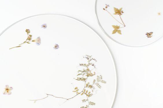 Evergreen Platters by Studio Meike Harde | Yellowtrace