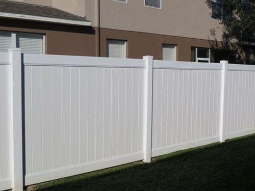 Vinyl Fence Styles Deptfordfence Com Fence Styles Fence Pvc Decking