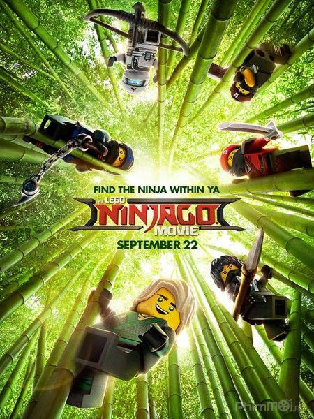 Phim The Lego Ninjago Movie