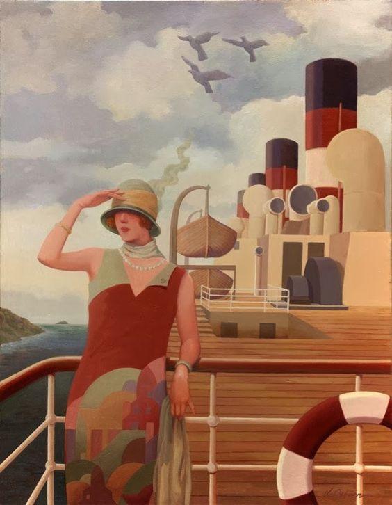 Jacqueline Osborn (British):