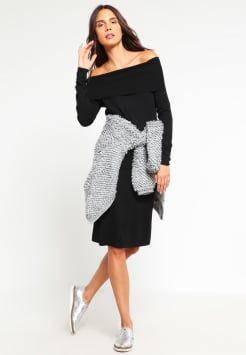 Esprit - Robe pull - black