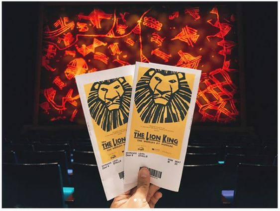 Lion King Broadway Show