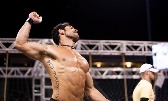 Rich Froning Tattoo