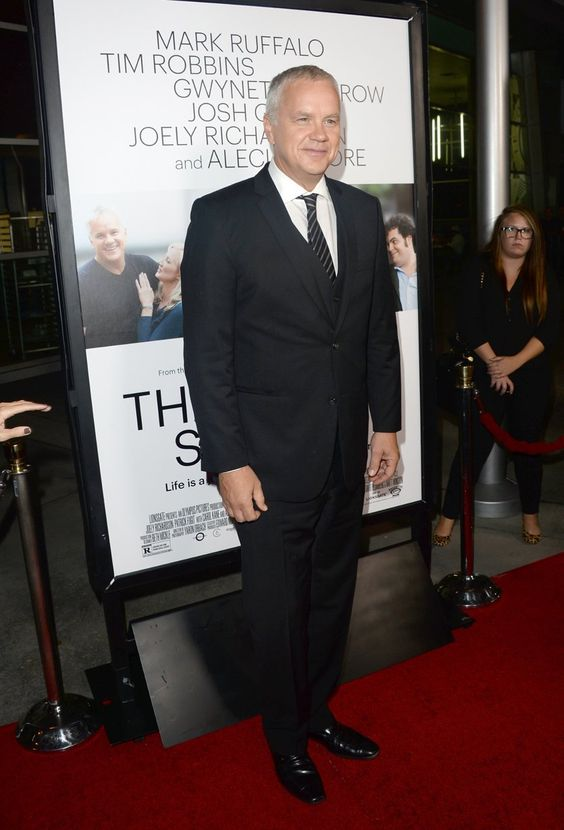 Tim Robbins at the 'Thanks For Sharing' premiere