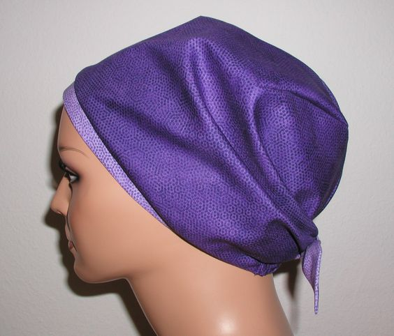 Kopftuch Pia in lila
