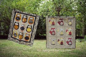 Living on Love: Modern Baby Quilts