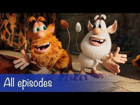 Booba Los 50 Episodios Dibujos Animados Para Ninos Youtube Animated Cartoons Cartoon Kids Cartoons Series