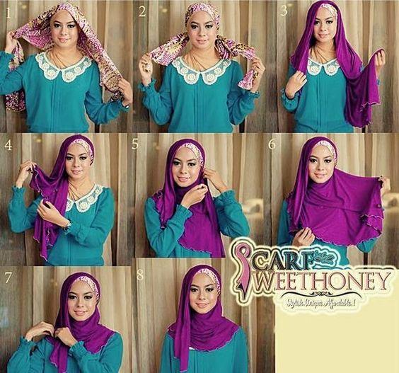 jilbab modis modern