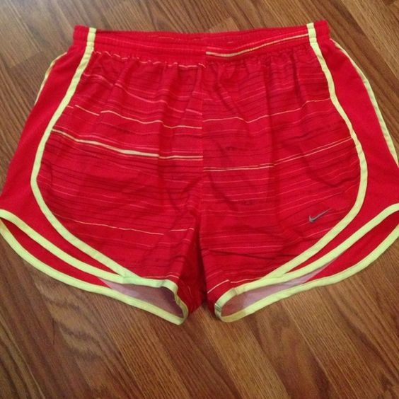 "Spotted while shopping on Poshmark: ""Nike dri-fit workout shorts""! #poshmark #fashion #shopping #style #Nike #Pants"
