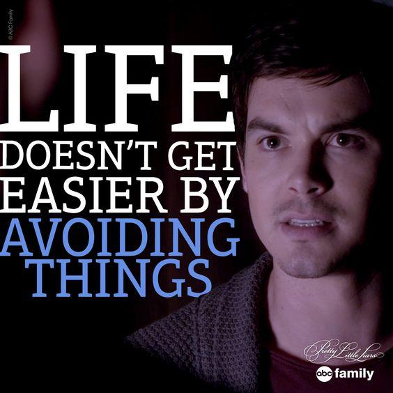Very true.   Pretty Little Liars Quotes   Pretty Little ...