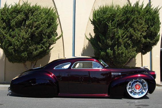 40 Cadillac Lasalle...Re-pin...Brought to you by #CarInsurance at #HouseofInsurance in Eugene, Oregon