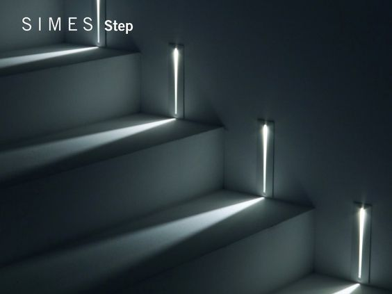 Marcar passo led STEP by SIMES