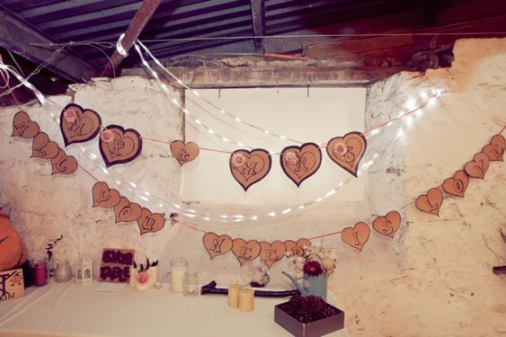 A Relaxed, Rustic and Alternative October Wedding Planned in Just Nine Weeks...