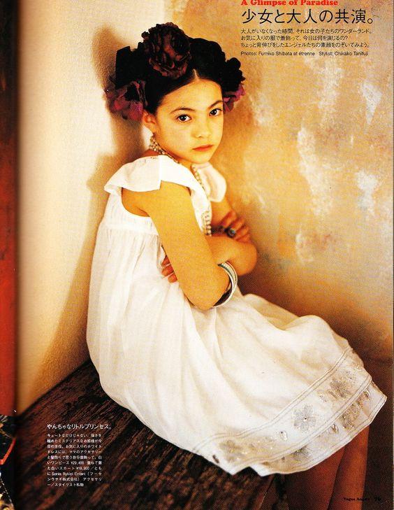 vogue enfants | Vogue Enfants