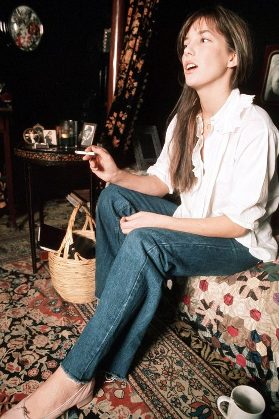 27 Times Jane Birkin Inspired Our Wardrobes   Marie Claire
