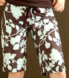 Simple Pajama Shorts | AllFreeSewing.com